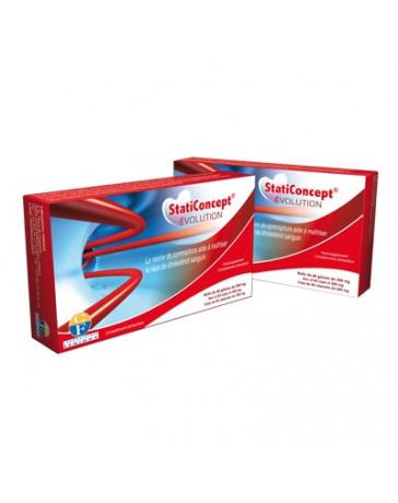 FENIOUX - Staticoncept® Evolution  - Lot de 2 boîtes de 60 gélules- PROMO