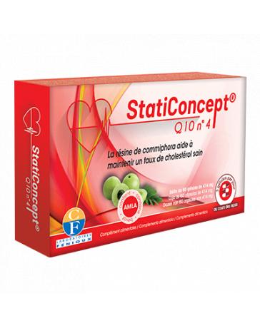Fenioux - Staticoncept® Q10 Evolution   - 60 gélules