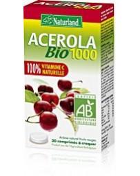 Naturland - Acerola 1000 Bio