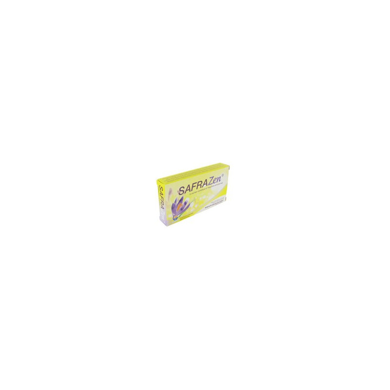 Fenioux - SafraZen - 60 Capsules