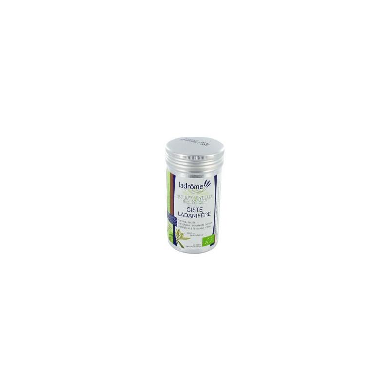 Ladrôme - Huile Essentielle Bio - Ciste - 10 Ml