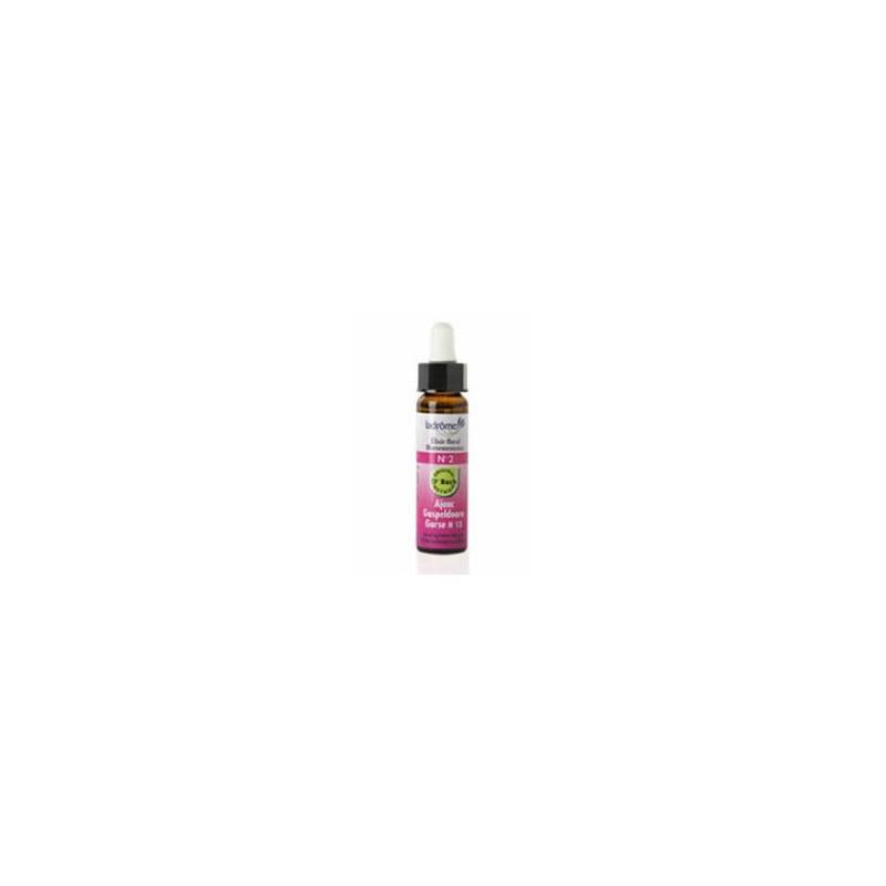 Ladrôme - Elixir Floral Bio - Ajonc N° 2 - 10 Ml