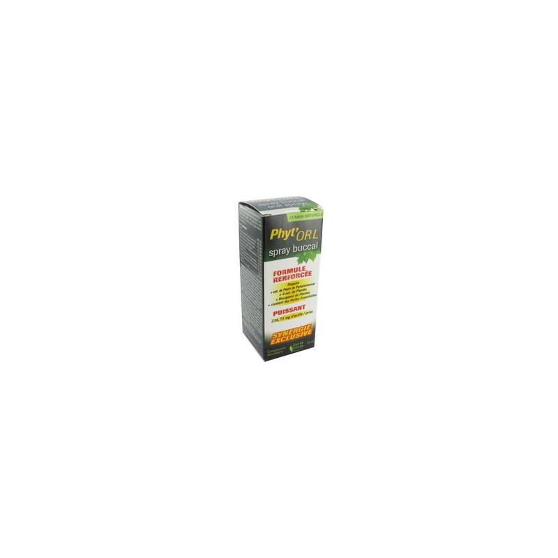 Santé Verte - Phyt'ORL - Spray Buccal