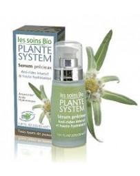 Plante System - Sérum Précieux Anti-Rides à l'Edelweiss - Les Soins Bio