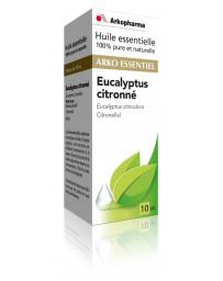 ARKOPHARMA - Huile essentielle d'Eucalyptus citronné - Flacon de 10 mL