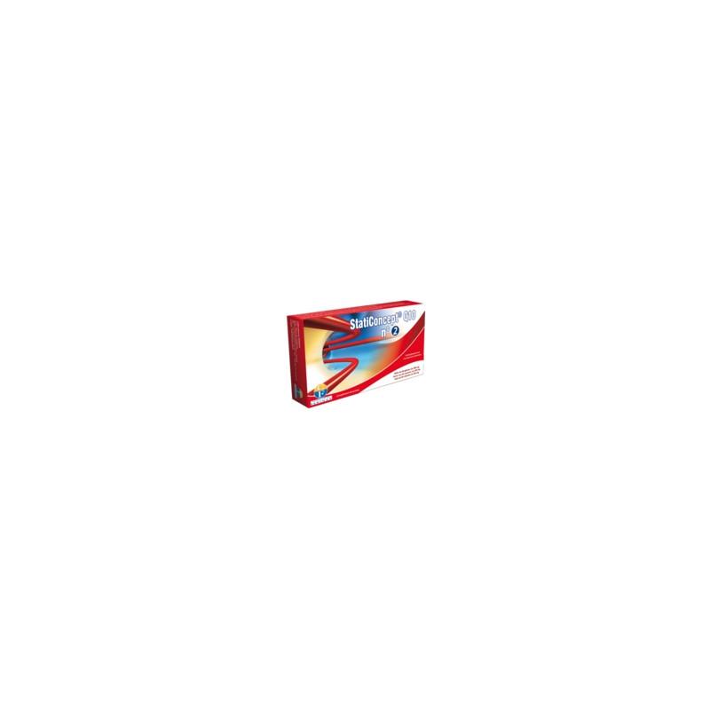 Fenioux - Staticoncept® Q10 - N°2 - 60 gélules