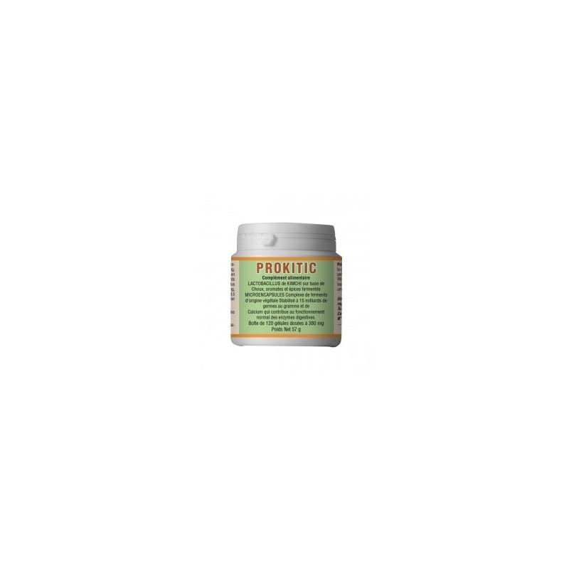 Prokitic - Lactobacillus - 120 gélules - Han Biotech