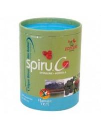 SpiruC, Spiruline et Acerola, 300 comprimes de 500 mg
