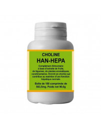Han Hepa - Choline - 180...