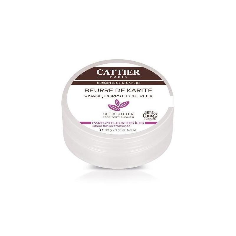 Beurre de Karité 100 gr Cattier