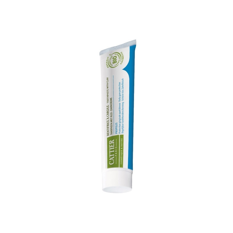 Dentifrice Dentolis Propolis bio 75ml Cattier