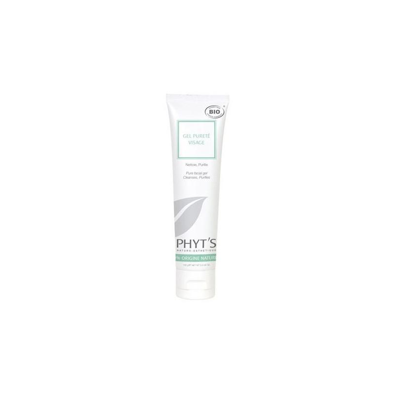 Gel pureté visage 100ml Phyt's - acné peaux grasses