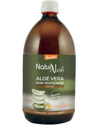 Pulpe d'Aloe Vera non pasteurisée - 500ml Naturaloe
