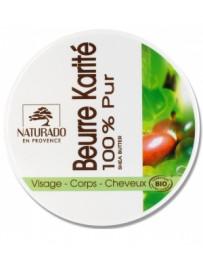 Beurre de Karité 150 ml Naturado - soin pour le corps et les cheveux pharma5avenue