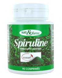 Na et Form Spiruline bio 90 comprimés