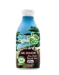 Born to Bio - Organic Shea Butter Shower Gel