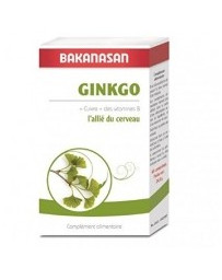 Bakanasan Ginkgo + Cuivre...