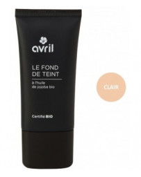 Avril Beauté Fond de teint Clair 30ml fond de teint bio Pharma 5 avenue