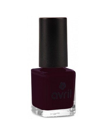 Avril Beauté Vernis à ongles Prune 82 7 ml maquillage bio Pharma5avenue