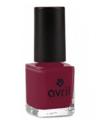 Avril Beauté Vernis à ongles Bourgogne 26 7 ml maquillage bio Pharma 5 avenue