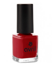 Avril Beauté Vernis à ongles Rouge Opéra n 19 7 ml maquillage bio Pharma 5 avenue