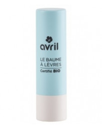 Avril Beauté Baume à lèvres Bio Beurre de karité Huile de Macadamia 4 ml