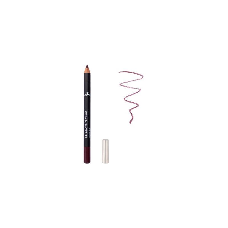 Avril Beauté Crayon contour des yeux Prune 1 gr