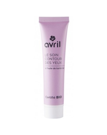 Avril Beauté Contour des Yeux Beurre de Karité 40ml cosmétique bio Pharma 5 avenue