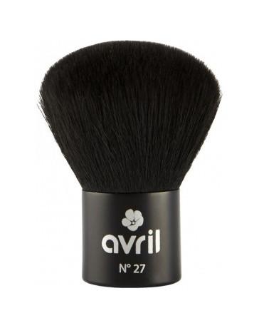 Avril Beauté Pinceau Kabuki n° 27 maquillage bio accessoire maquillage