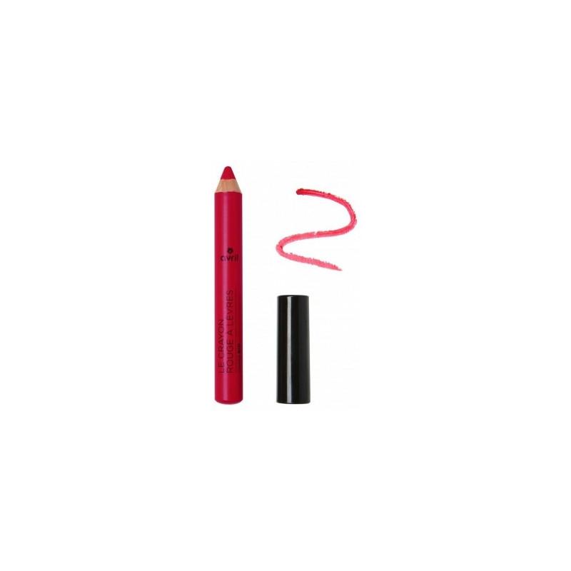 Avril Beauté Crayon à rouge à lèvres Jumbo Griotte 2 gr maquillage bio