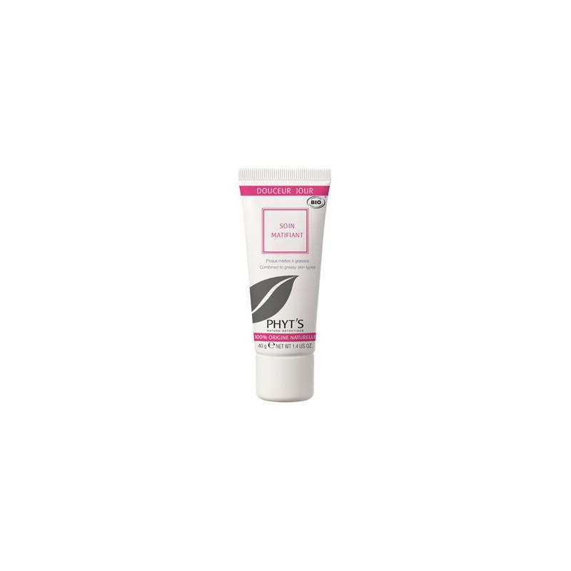 Phyt's Soin matifiant Protection des peaux mixtes à grasses 40 gr - soin matifiant bio