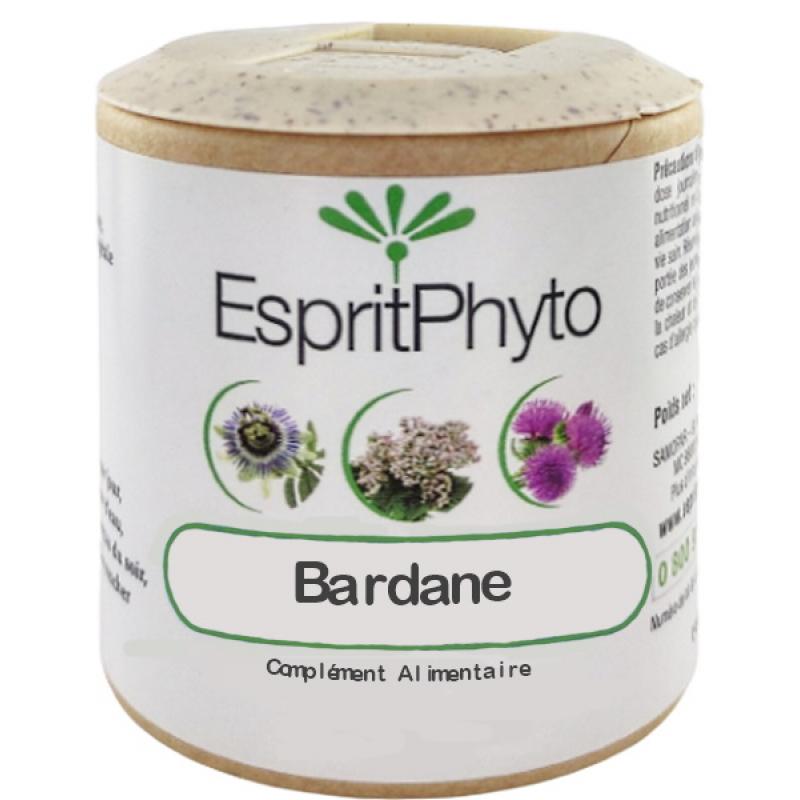 EspritPhyto - Bardane - 90 gélules