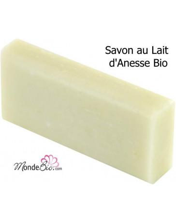 Savon 40 gr au lait d'ânesse bio Monde bio