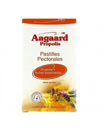 Aagaard Pastilles Apais' 30 pastilles propolis
