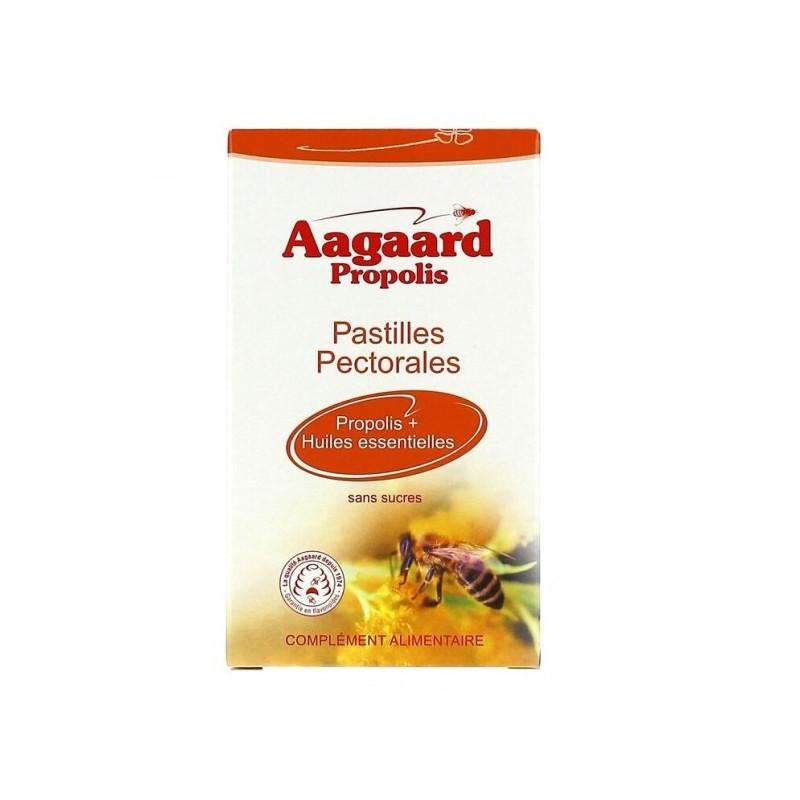 Aagaard Pastilles Apais' 30 pastilles