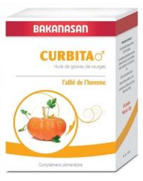 Bakanasan Curbita 80 capsules huile de pepins de courge