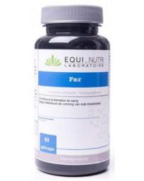 Equi-Nutri Fer 60 gélules végétales 100mg