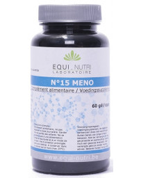 Equi Nutri Meno Complexe N° 15 - 60 gélules