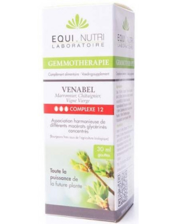 Equi Nutri Venabel Bio Gemmotherapie 30ml