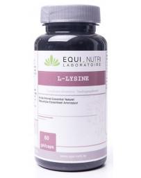 Equi Nutri L-Lysine 500 - 60 gélules 500mg