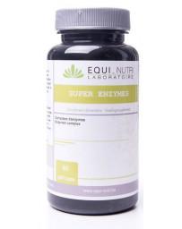 Equi Nutri Super enzymes 60 gélules végétales