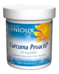 Fenioux Curcuma Proactif 200 gélules