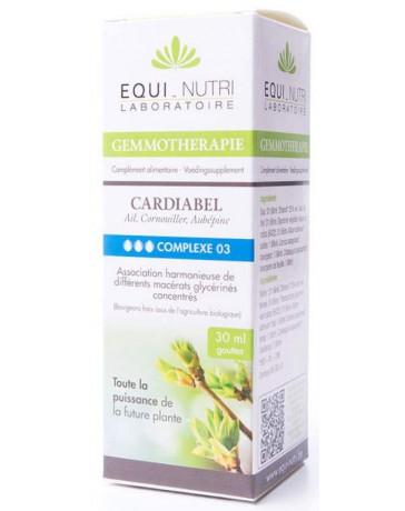 Equi Nutri Cardiabel Bio 30ml