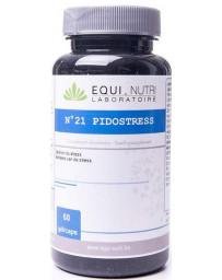 Equi Nutri Pidostress Complexe N21 60 gélules végétales