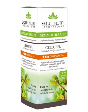 Equi Nutri Cellubel Bio Flacon 30ml