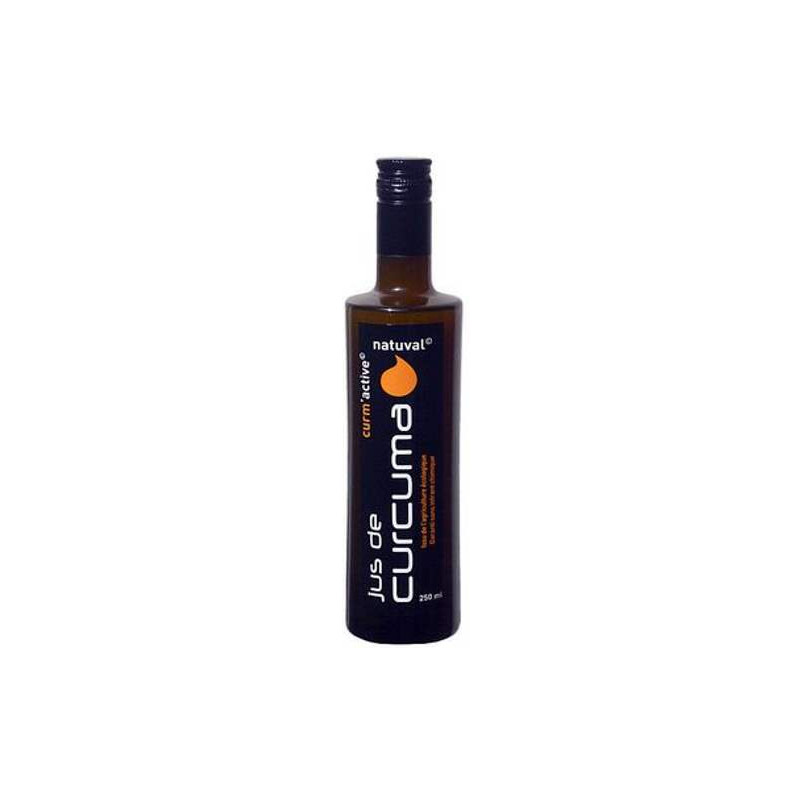 Natuval - Jus de Curcuma Bio - 250 ml