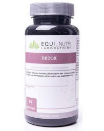 Equi Nutri Detox Métaux Lourds 60 gélules