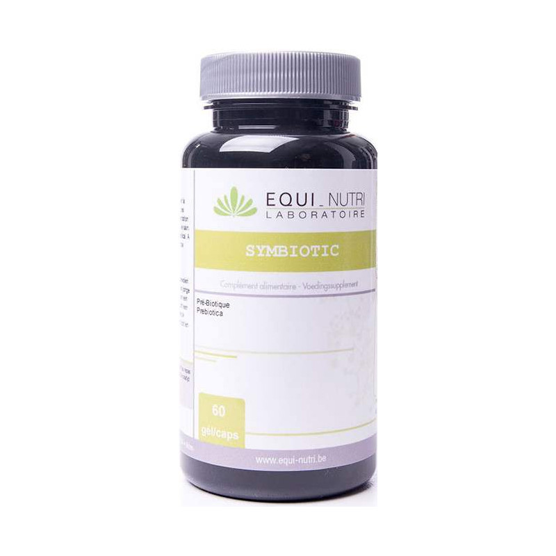 Equi Nutri Symbiotic 60 gélules