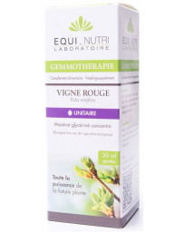 Equi Nutri Vigne rouge bio Flacon 30ml