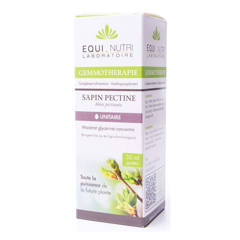 Equi Nutri Sapin pectiné bio Flacon 30ml